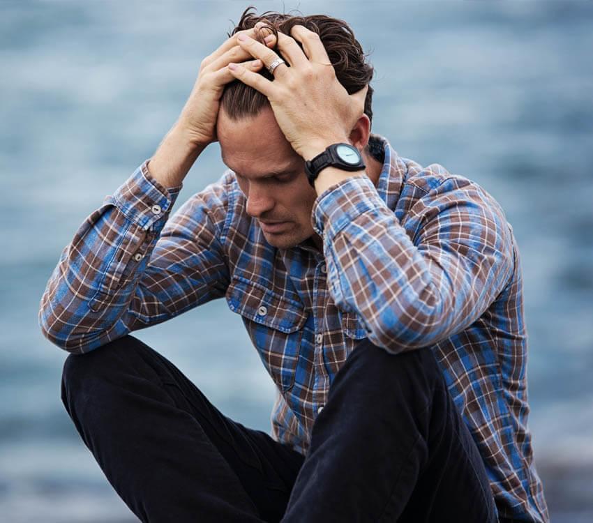 Oukrytej męskiej depresji – psychoterapeuta Centrum probalans